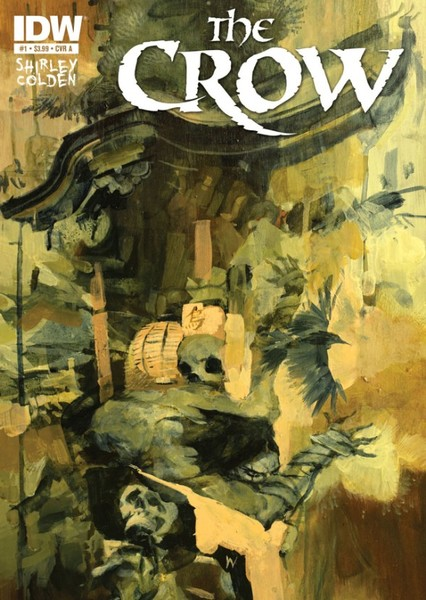 The Crow: Death and Rebirth