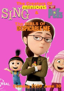 The Girls Of Despicable Me