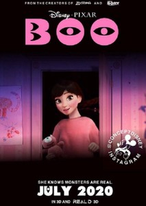 Boo (Monster's Inc. Spinoff)