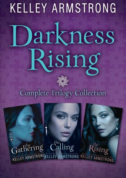 The Darkness Rising Series Fan Casting Poster