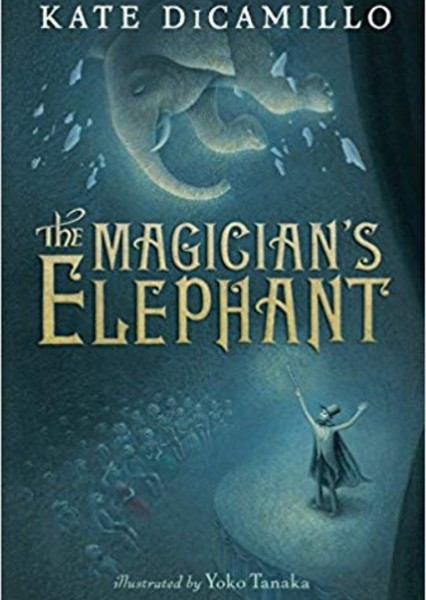 The Magician's Elephant Fan Casting Poster