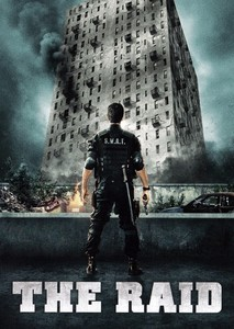 The Raid (American remake)