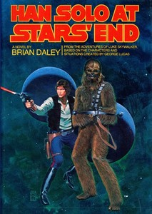 Star Wars Legends: Han Solo At Star's End.