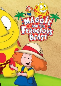 Maggie and the Ferocious Beast