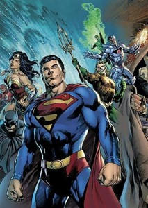 DC Films Universe - JUSTICE LEAGUE