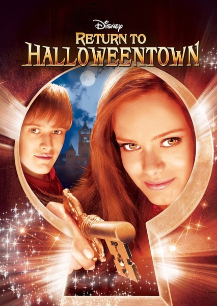 Return to Halloweentown (2016) Fan Casting Poster