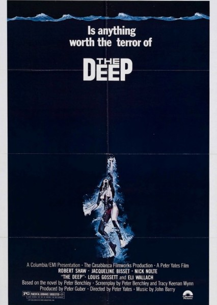 The Deep Fan Casting Poster