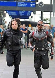 Falcon and Winter Soldier (TV Series)