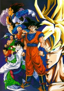 Dragon Ball Z: The Movies (1980's)