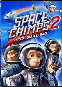 Space Chimps 2: Zartog Strikes Back