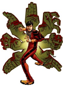 Shang Chi:  The Deadly Hands of Kung Fu
