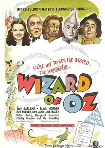 Disney's The Wizard Of Oz