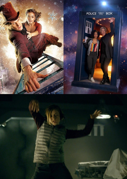 Doctor Who: Alternative Series 7.5-10