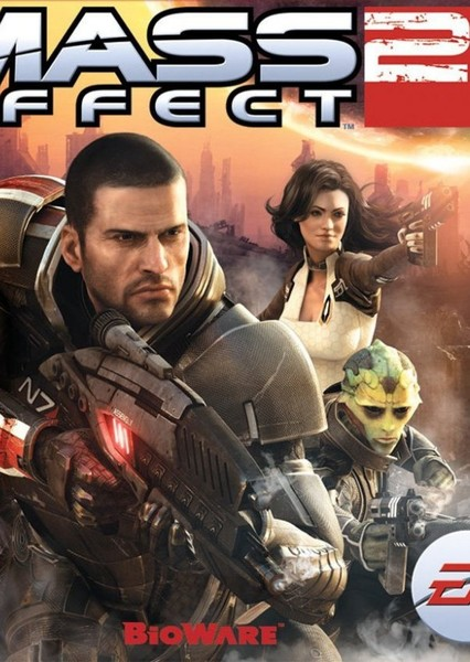 Mass Effect 2: Suicide Mission /Fan Cast Fan Casting Poster