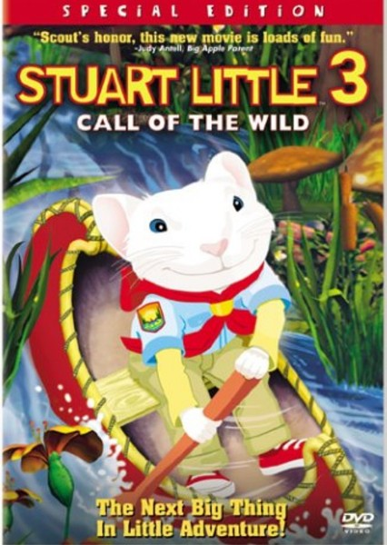 Stuart Little 3: Call of the Wild Fan Casting Poster