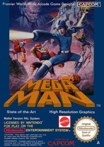 Mega Man (1980's Movie)