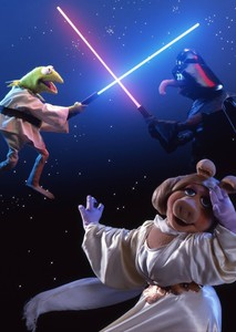 The Muppets in Star Wars