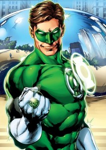 Green Lantern: The Galactic Guardian