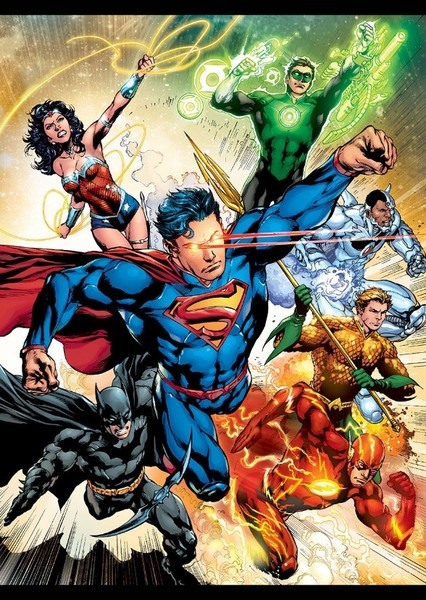 Justice League: Protectors of Earth