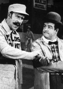 Abbott and Costello Biopic