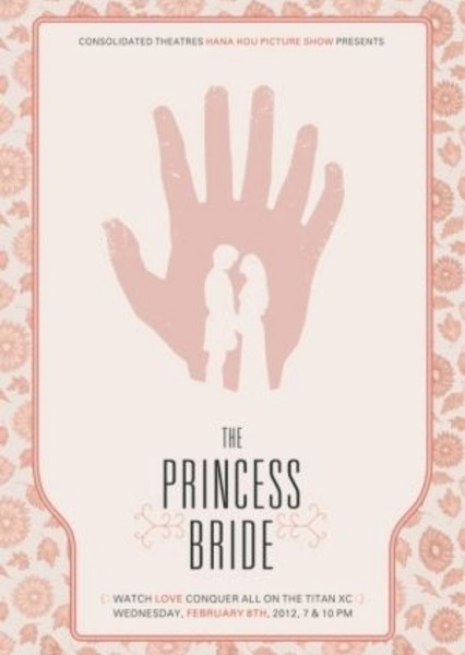 The Princess Bride: the Musical Fan Casting Poster