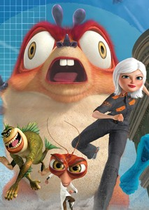 Monsters vs. Aliens 2