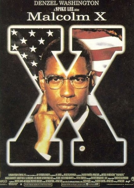Malcolm X Fan Casting Poster