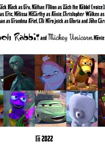 The Zach Rabbit and Mickey Unicorn Movie