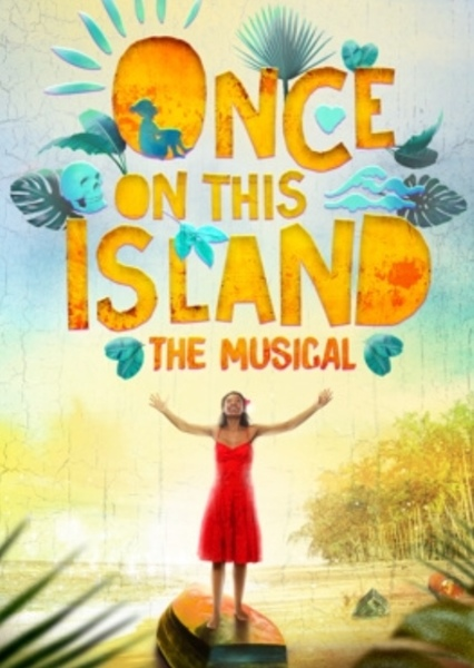 Once on This Island Fan Casting Poster