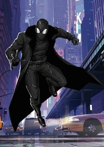 Spider-Man Noir: Into the Spider-Verse