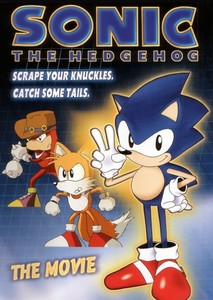 Sonic the Hedgehog: The Movie (U.S. Version) (1996)