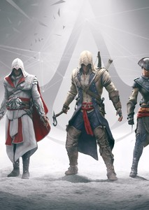 Five Assassins