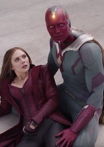 Vision and Scarlet Witch (TV Series)