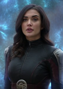 Saturn Girl (TV Series)