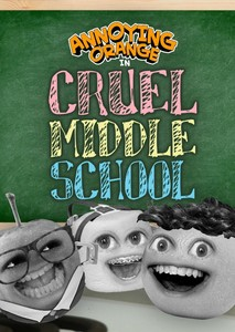 Annoying Orange: Middle School