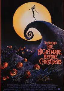 The Nightmare Before Christmas (1960's)