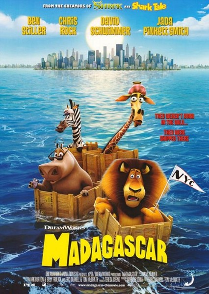 Madagascar (1970's) Fan Casting Poster