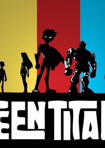 Teen Titans-A Super Action Movie (live action/3D animated televsion film)