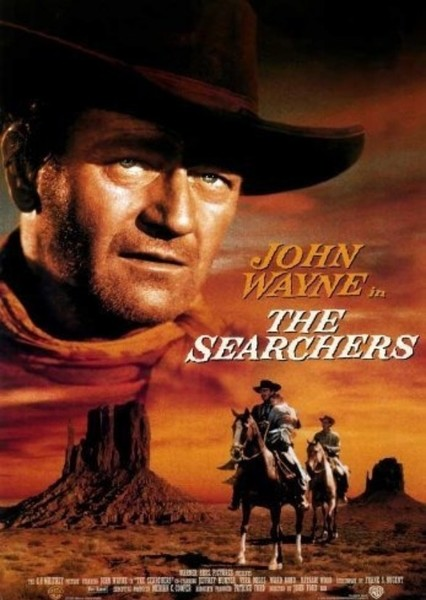 The Searchers Fan Casting Poster