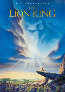 The Lion King (1994/ Gender-Swap)
