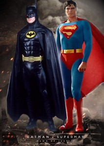 Batman vs Superman (90's)