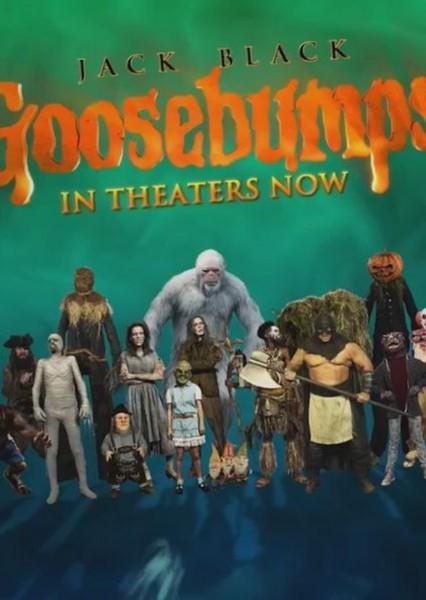 Goosebumps 20th Century Fox Film List Of Monsters Fan Casting On Mycast