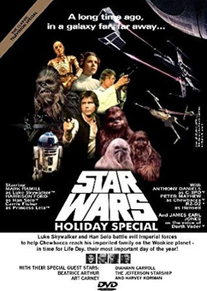 The Star Wars Holiday Special Episode II