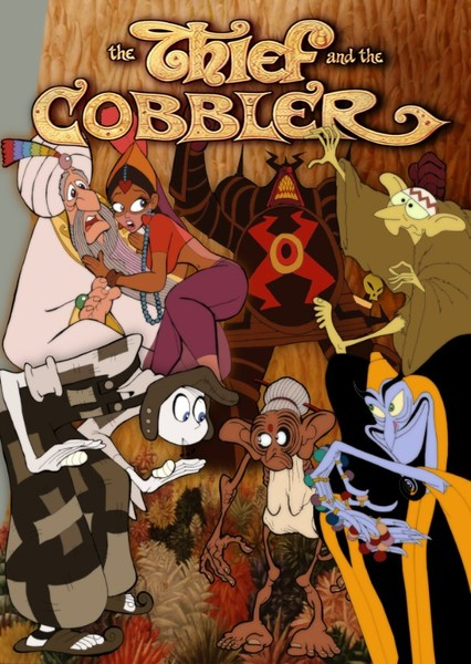 Princess Yum-Yum Fan Casting for The Thief and the Cobbler | myCast