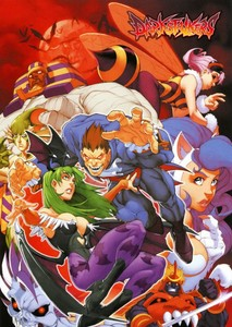 Darkstalkers: Night Warriors