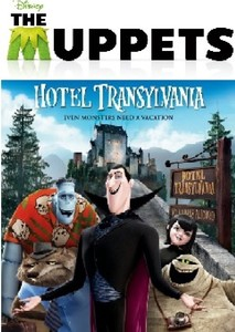 The Muppets in Hotel Transylvania