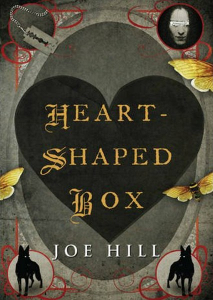 The Heart Shaped Box Fan Casting Poster