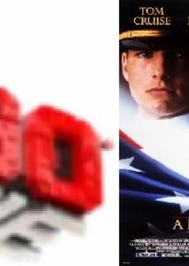 The LEGO A Few Good Men Movie