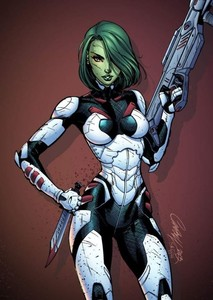 Gamora (TV Series)