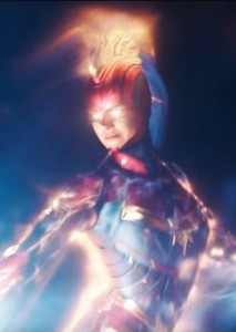Captain Marvel: Sparks Explode